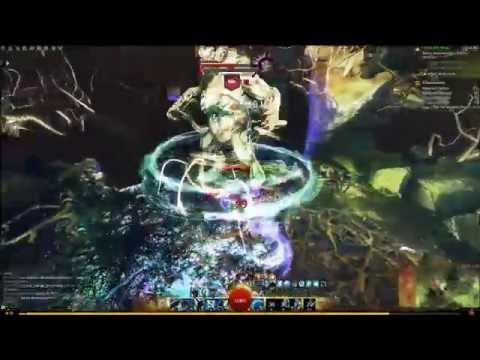 Guild Wars 2 - HoT: Mordremoth Boss Battle!