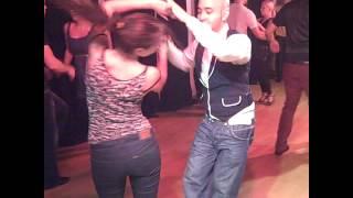 Social dancing - Salsa at the Cellar 28.9.2012