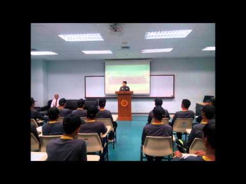 โครงการฝึกอบรมอาสาสมัครตำรวจบ้าน มหาวิทยาลัยธรรมศาสตร์ d6