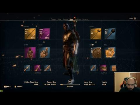 Slap my AssAssin's Creed Origins part 4