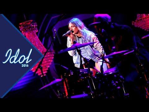 Tove Lo - Cool Girl (Live) - Idol Sverige (TV4) at Swedish Idol (TV4)