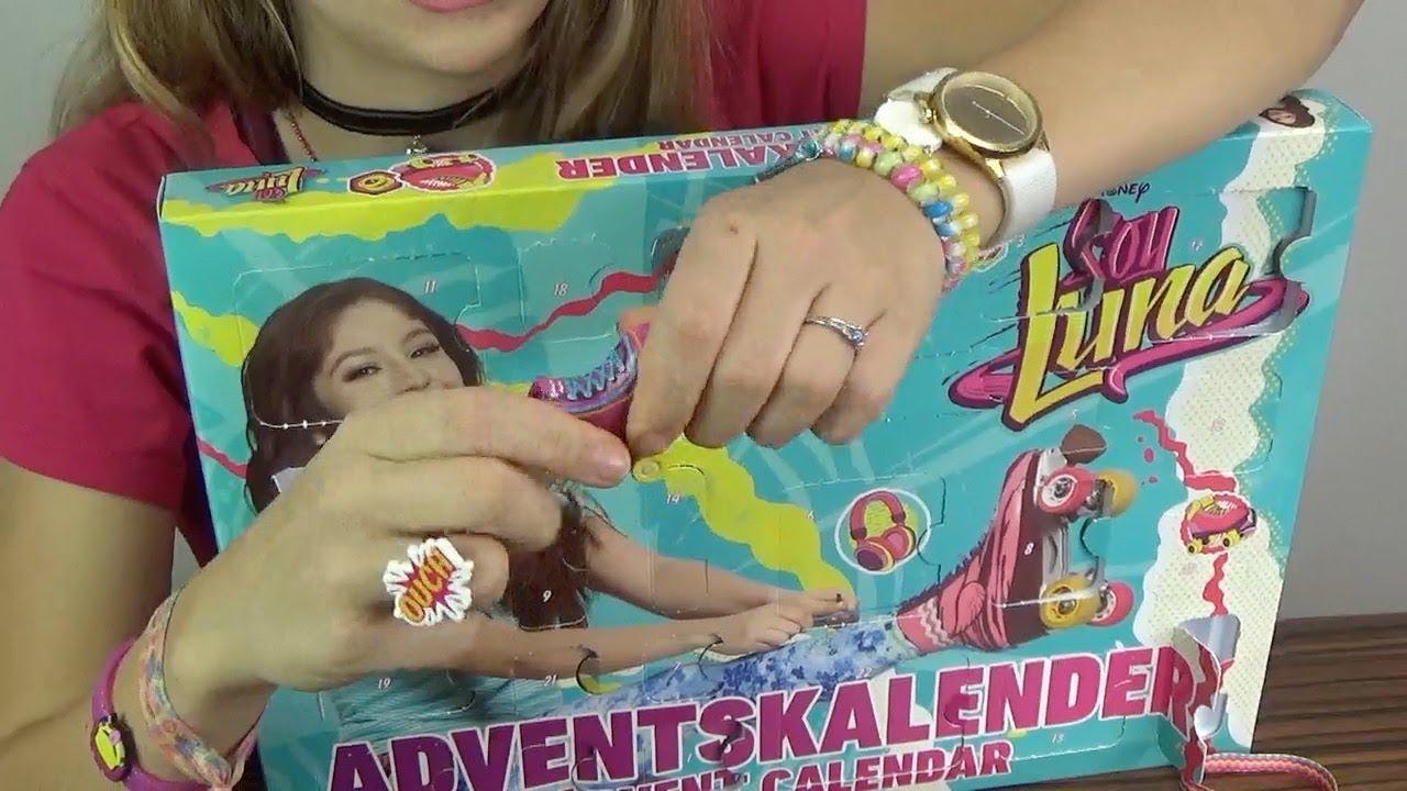 tyyo adventni kalendar Adventní Soy Luna kalendář .. otevírám všechna políčka /LEA   YouTube tyyo adventni kalendar