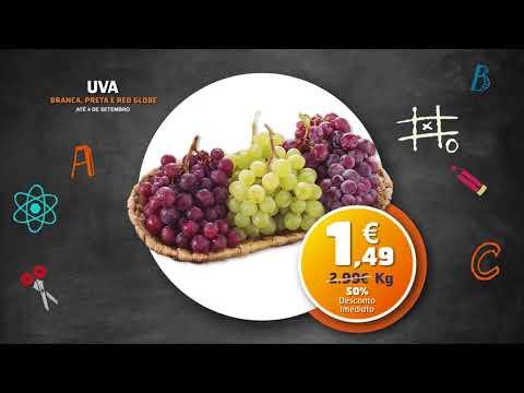 Uva Branca, Preta e Red Globe a 1,49€/Kg / E.Leclerc Portugal