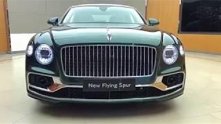 Bentley Birmingham | New Flying Spur presentation