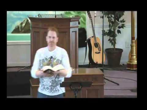Bible Lesson: Sharing Jesus (Manna-LIVE @ Joyful Manna Fellowship / 02-22-2015)
