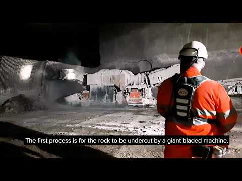 Salt Journey - From The Mine To Our Roads