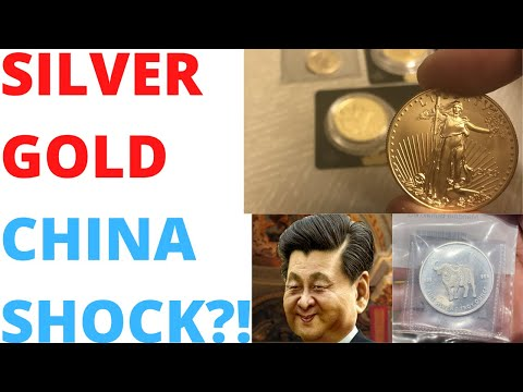 The REAL REASON Gold Silver Copper Bullion Prices WILL RISE (CHINA IS PUTTING IN WORK)