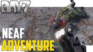 NEAF Adventure - #DayZ [1440p 60fps]