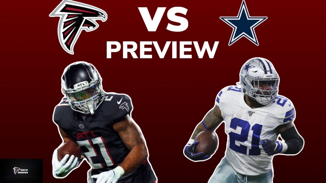 Atlanta Falcons at Dallas Cowboys: Live stream, how to watch, odds ...