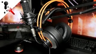 Cougar Immersa Review (Cheap Gaming Headset)