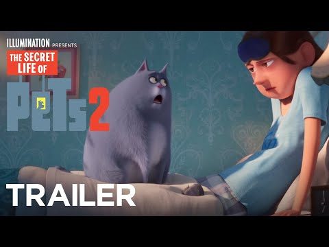 The Secret Life Of Pets 2 - The Chloe Trailer [HD] Mp3