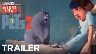 The Secret Life Of Pets 2 - The Chloe Trailer [HD]