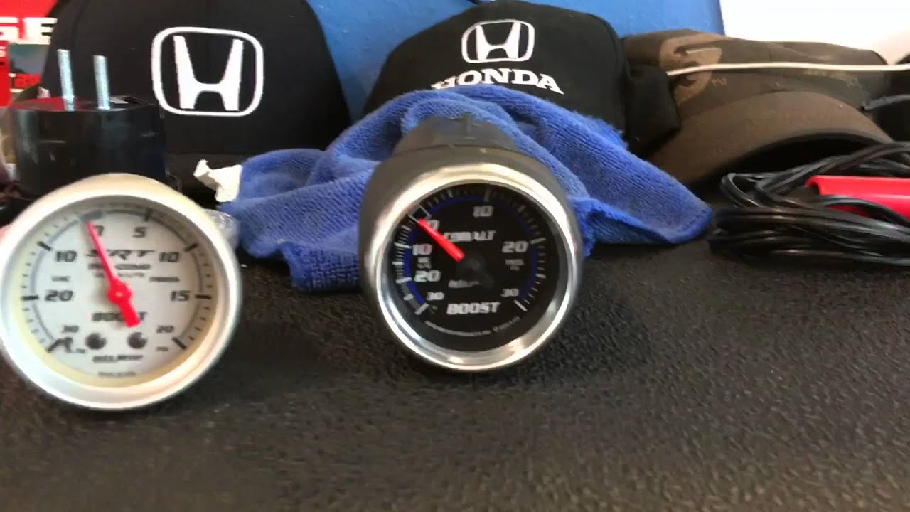 [QNCB_7524]  SRT-4 Oem Boost Gauge Upgrade - YouTube | Caliber Boost Gauge |  | YouTube