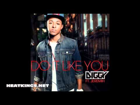 Diggy Simmons Ft. Jeremih - Do It Like You
