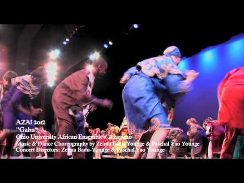 Gahu (OU African Ensemble, AZA 2012)