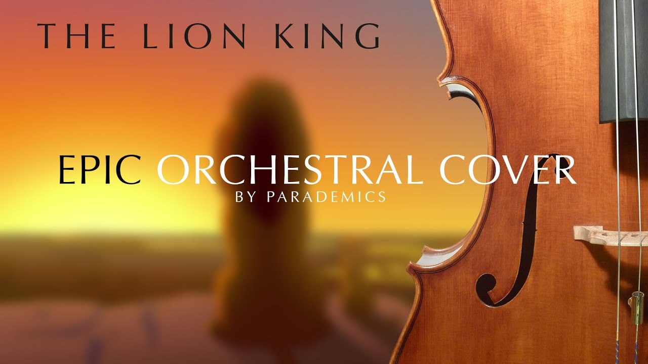 The Lion King | Epic Orchestral Cover