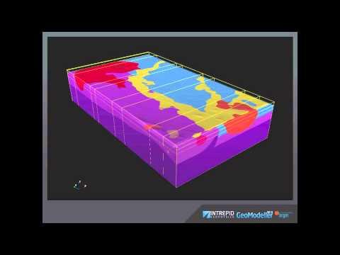 3D GeoModeller