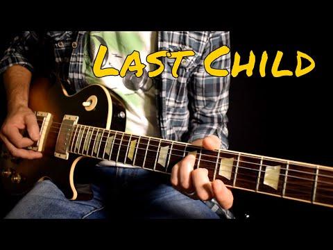 Aerosmith - Last Child cover