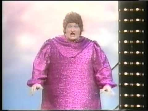 Russ Abbott & Bella Emberg -  I Got You Babe - COMEDY