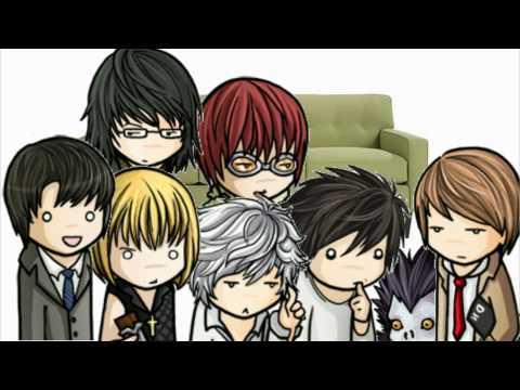 Desu Noto Death Note Parody Episode 1