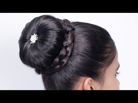 Party Hairstyle Out Going Hairstyle Tutorial 2019 Simple Hair Styles Party Wedding Hairstyles Youtube