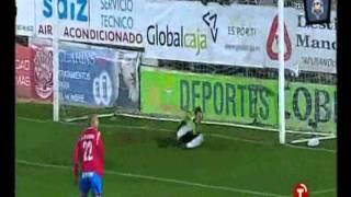Todos los goles del Albacete del partido La Roda 1 3 Albacete