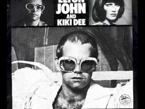 Elton John & Kiki Dee - Snow Queen (1976) With Lyrics!