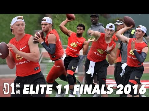 Elite 11 Finals (Los Angeles) 2016: Day 2 Highlights - CollegeLevelAthletes.com