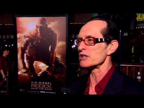 Riddick: David Twohy World Premiere Interview