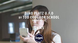 Review - Too Cool For School DinoPlatz UFO Multibox in Shade 21
