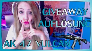 auflsung    ak 47 vulcan    giveaway