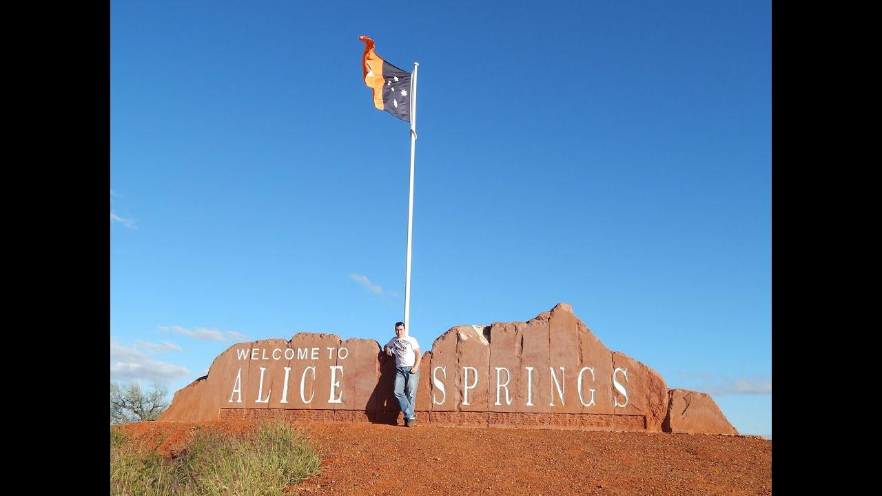 Поездка в центр Австралии Сварщик в Австралии