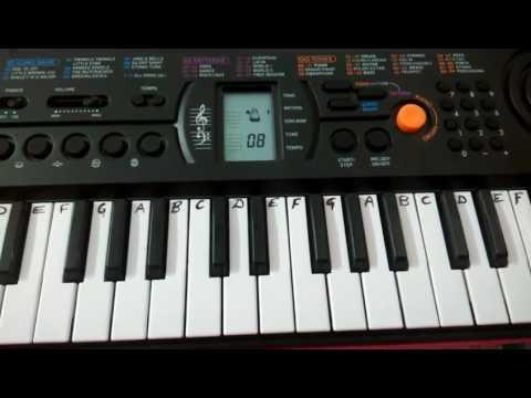 ek din bik jaayega mati ke mol casio keyboard tutorial how to play easy notes for beginners. Black Bedroom Furniture Sets. Home Design Ideas