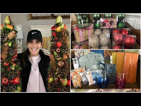HOBBY LOBBY & WORLD MARKET HAUL | CHRISTMAS & BIRTHDAY