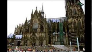 Kölner Dom Cathedral - !!!most complicated model of the Germany temple