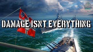 World of Warships - Damage Isn't Everything