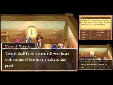 Dragon Quest IX Playthrough #140, Quests 040, 041, 043, 044