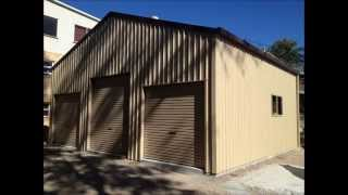 D And G Steel Sheds Network Enoggera