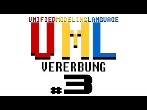 UML 3 - Vererbung