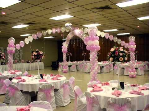 Wedding decoration tips with balloons youtube wedding decoration tips with balloons junglespirit