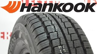 видео Hankook Winter RW06