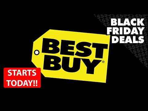 Black Friday 2017 at Best Buy has Started on 4K TVs!!