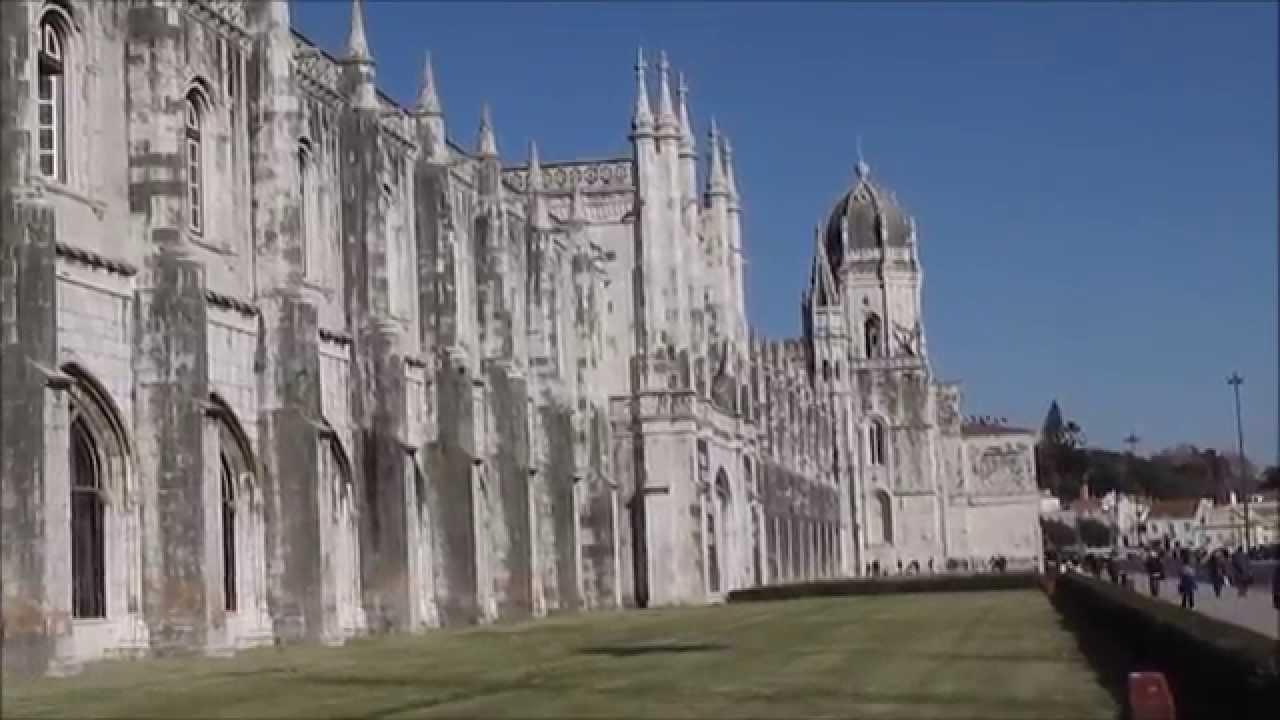 Muito Lisbon, Portugal: Jeronimos Monastery - Mosteiro dos Jerónimos  IY35