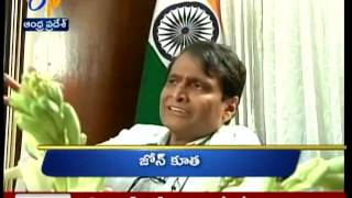 Andhra Pradesh 26th June 2016 Ghantaravam 10 AM News Headlines