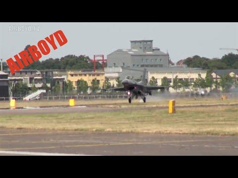 F-16 Farnborough Airshow (2010)