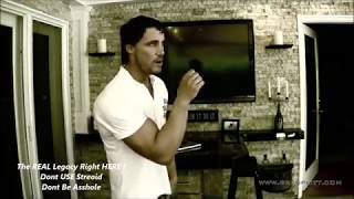 Greg Plitt - NO Steroids !