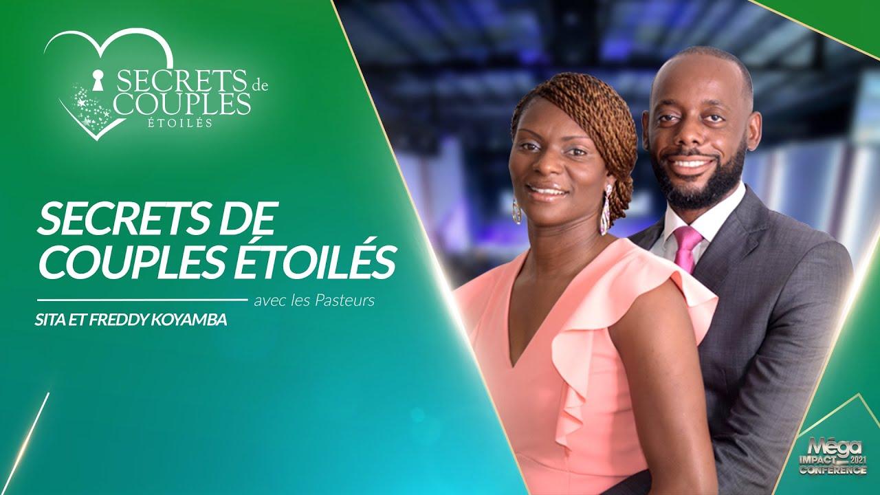 Download SECRETS DE COUPLES ÉTOILÉS - Ps Sita & Freddy KOYAMBA - MIC21