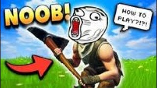 Fortnite* Two bots playing Fortnte #botnation