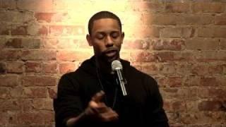 Spoken Word Poet Rich Story @ Mike Geffner Presents The Inspired Word