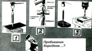 Слесарная обработка металлов   1